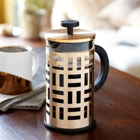 4.9 out of 5 stars based. Eileen 8-Cup French Coffee Press CoffeeMaker » Gadget Flow