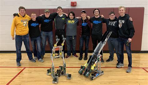 Valparaiso University Robotics Team Qualifies for World ...