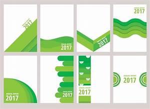 Green Annual Report Design