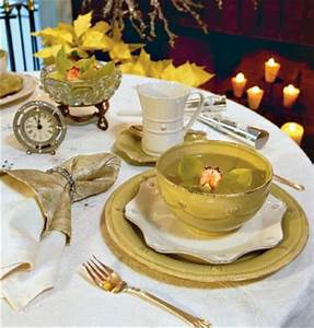 2013 New Years Eve Dinner Party Table Setting Ideas ...