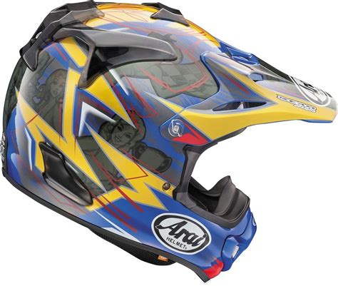 arai helmets motocross 489 86 arai vx pro4 tickle trophy mx motocross 1021009
