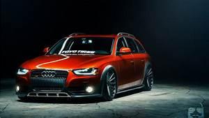 Audi Allroad Wallpaper