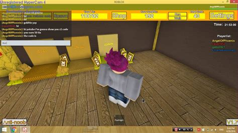 1 code in tix factory tycoon roblox