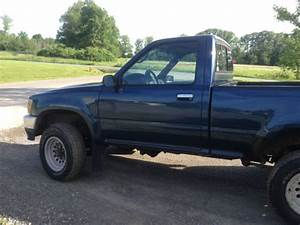 Toyota Other Standard Cab Pickup 1993 Blue For Sale  4tarn01pxpz075570 1993 4wd 2 4l Toyota