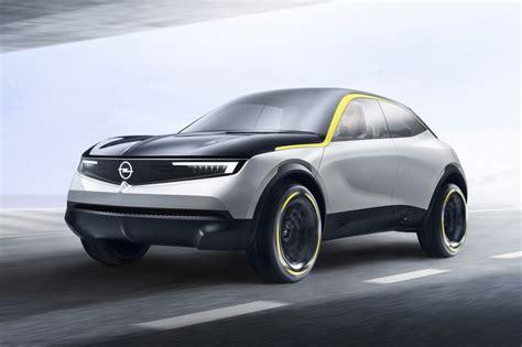 Opel Nl by Opel Gt X Experimental Begin Het Nieuwe Opel