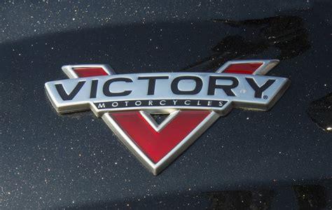 victory motorcycle logo history  meaning bike emblem