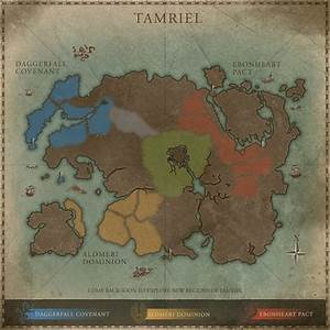 Lorebook locations in ESO