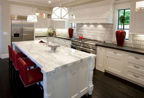 kitchen islands with butcher block tops 8 kitchen counter options that will you forget