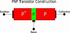 File Pnp Transistor Construction Svg