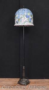 Lampenschirm Stehlampe Glas : stehlampe canonbury antiquit ten london gro britannien kunst und m belh ndler ~ Indierocktalk.com Haus und Dekorationen