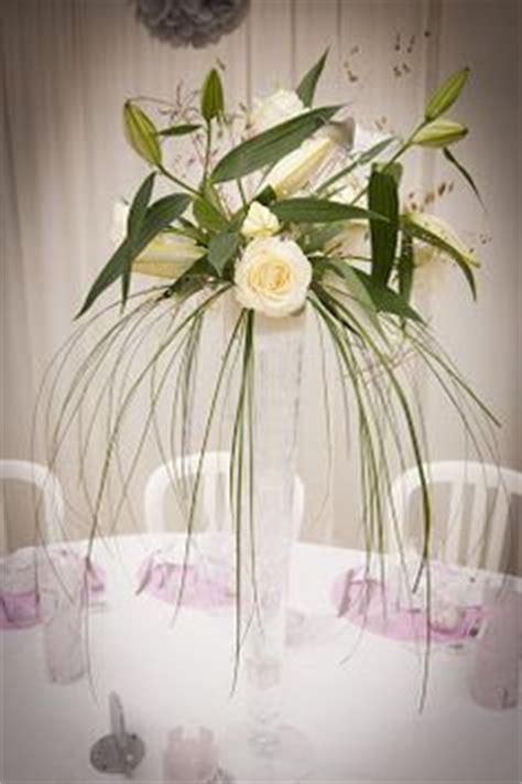 6 d 233 corations de centres de table avec des vases martini mariage martinis