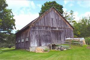 In Times Past  The Old Barn