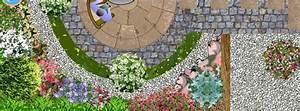 Jardin Paysager Exemple : exemple plan jardin mod le d 39 am nagement paysag page numero un ~ Melissatoandfro.com Idées de Décoration
