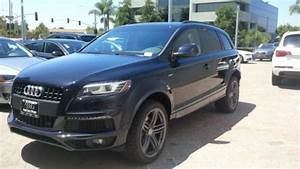 Lease To Purchase Cars Purchase Used 2013 Audi Q7 S Line Prestige Sport Utility 4