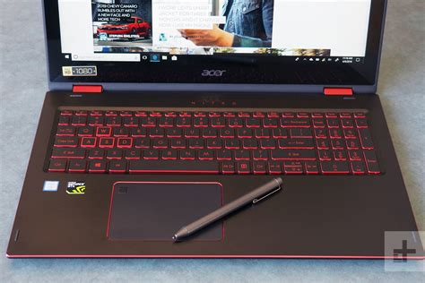 acer nitro  spin review digital trends