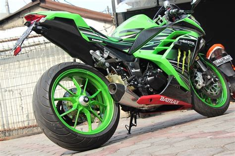 250 Abs Modifikasi by Modifikasi Motor 250 Abs Otomotif