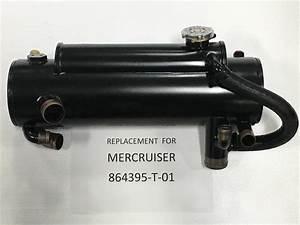 Sk Mer 864395t01 Mercruiser Heat Exchanger By Seakamp