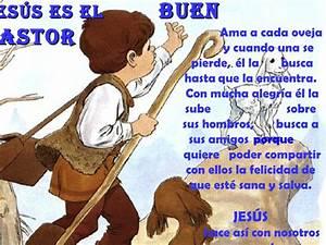 Jesús habla en parábolas el buen pastor el buen samaritano