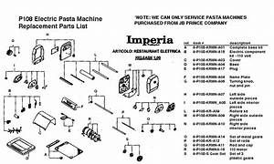 Motor And Gear Box For P108