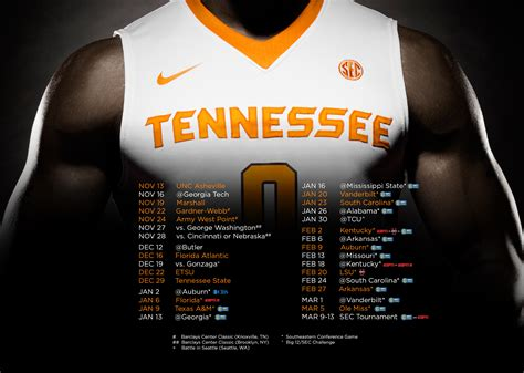 mens basketball schedule unveiled university