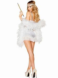 Adult Femme Fatale Flapper Sexy Costume