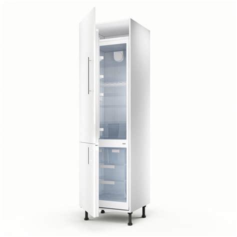 colonne cuisine leroy merlin meuble de cuisine colonne blanc 2 portes h 200 x l 60