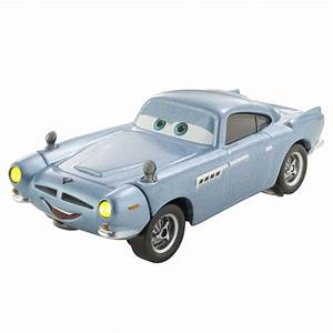 Disney Cars Toys - Finn McMissile Light and Sound at ToyStop