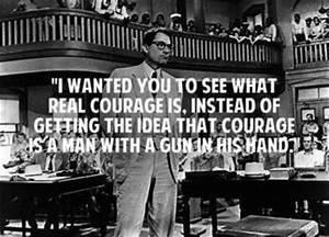 Sunday Inspirat... Atticus Influence Scout Quotes