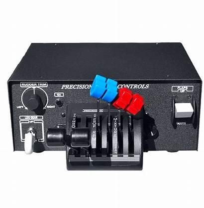 Throttle Quadrant Console Flight C2 Professional Precision