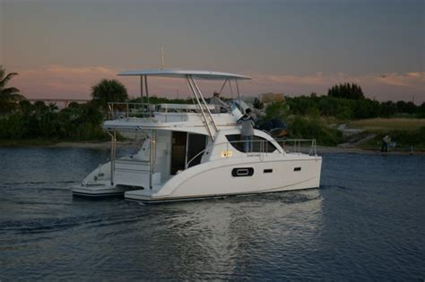 Great American Loop Boats For Sale by Leopard 37 Power Catamaran Delivery Great Loop