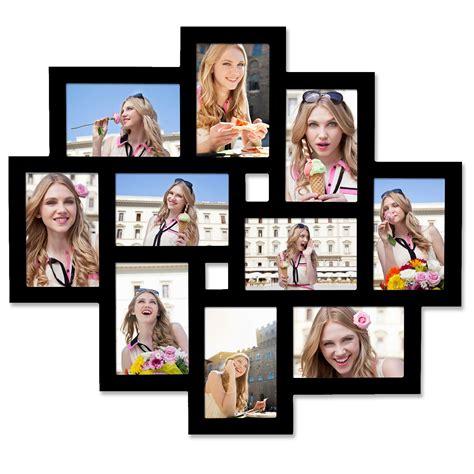 bilderrahmen fotogalerie 6 8 10 12 bilder holz rahmen bildergelarie collage 91 ebay