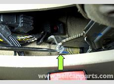 BMW E90 Parking Brake Shoes Replacement E91, E92, E93