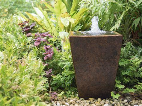 choosing a water feature for your garden saga