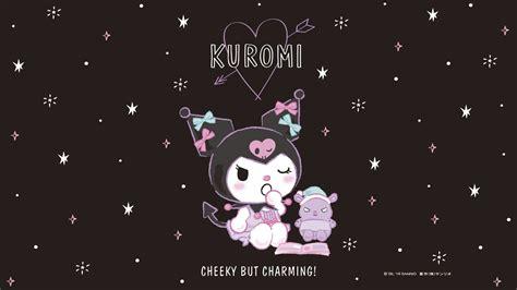 kuromi wallpaper sanrio wallpaper wallpaper