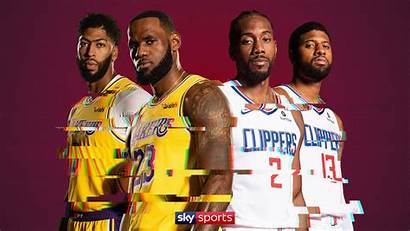 Clippers Lakers Nba Restart Angeles Losing Bj