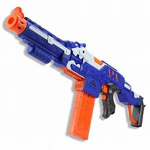 Electric Soft Bullet Toy Gun Pistol Sniper Rifle Plastic ...