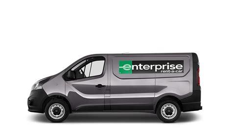 Van Hire From Enterprise In Ireland