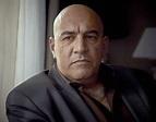 Igal Naor as Jakob Negrescu, the former head of security ...