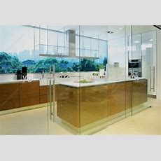 Glass Wall Kitchen #1  Product Glass Partition Walls