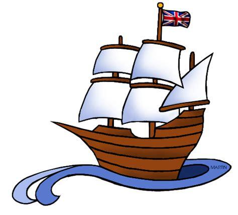 Cartoon Mayflower Boat by Disney Cruise Ship Clip Art Clipart 3 Nautical Clipartix