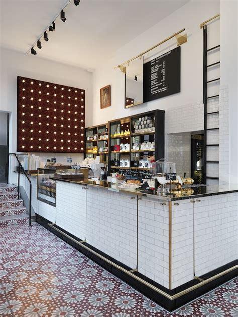carrelage cuisine restaurant mosaïques style marocain et carrelage métro blanc scandic