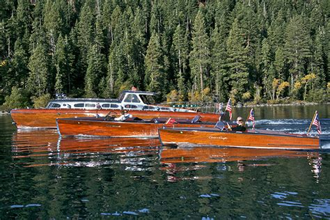 Tahoe Boats Factory by 44th Annual Lake Tahoe Concours D Elegance