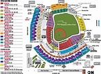 Great American Ball Park Seating Map | MLB.com