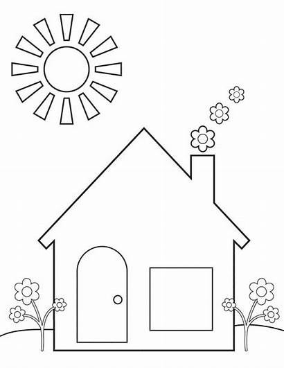 Coloring Spring Pages Printable Templates Sheets Welcome