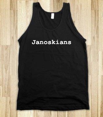 Janoskians - fangirl paradise - Skreened T-shirts, Organic ...