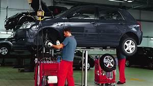 Trygg Bilservice Med Toyota Verkstad