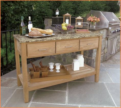 outdoor console table aluminum home design ideas