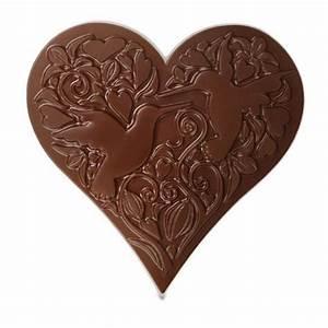 Milk Chocolate Heart | Hotel Chocolat | Chocolate Hearts