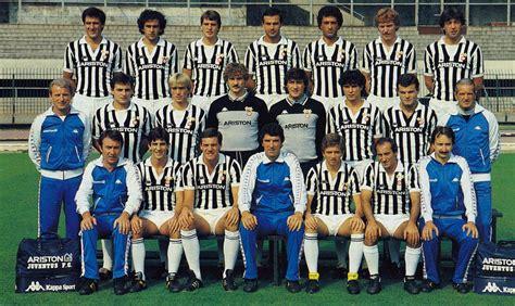 Juventus 1983 1984