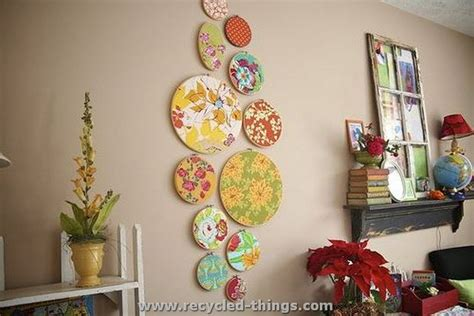 cool and easy home decor ideas recycled things
